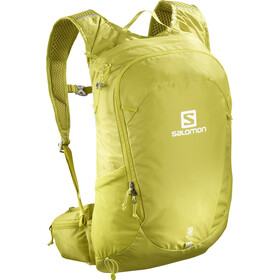 Salomon Trailblazer 20 Backpack citronelle/alloy